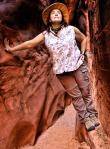 Peekaboo, Spooky & Brimstone Slot Canyons hike, Escalante, Utah