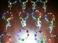 Wineglass Charms