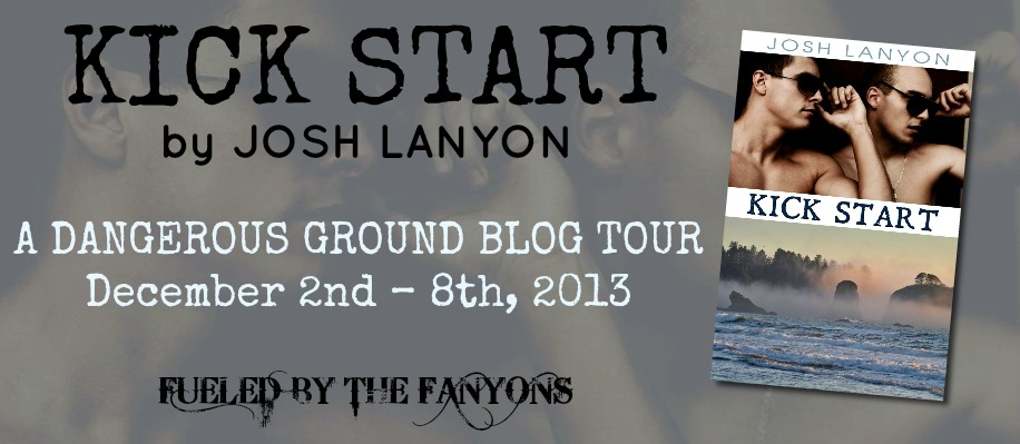 Blog Tour: Kick Start by Josh Lanyon