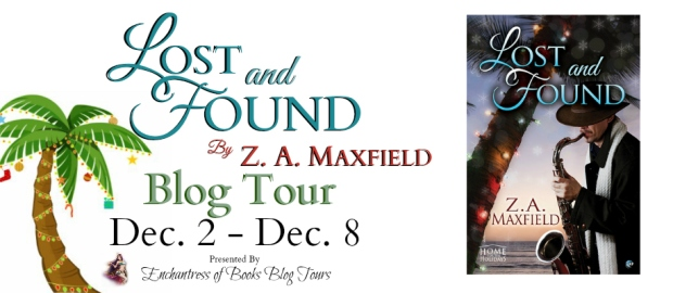 Lost & Found Blog Tour Banner