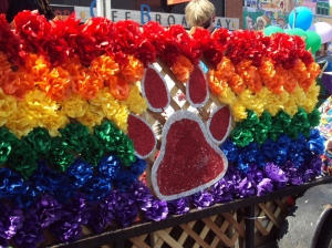 Polyester Prince 04 - pride parade