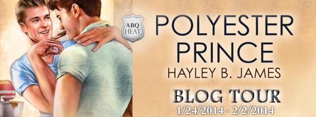 Polyster Prince Blog Tour Banner